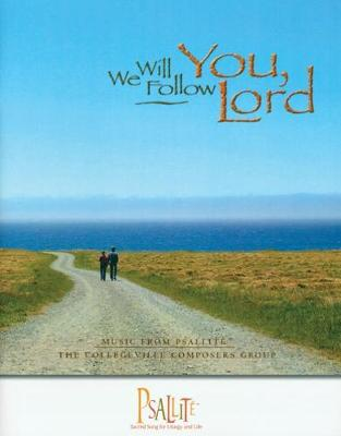 We Will Follow You, Lord - Year C: Accompaniment Book Music from Psallite (Paperback)