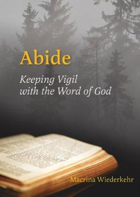 Abide: Keeping Vigil with the Word of God (Paperback)