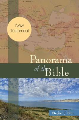 Panorama of the Bible: New Testament (Paperback)
