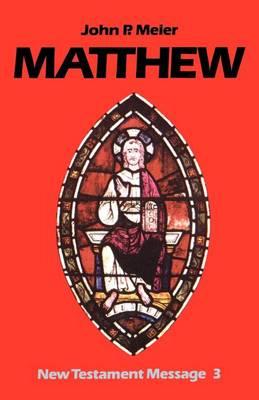 Matthew - New Testament Message (Paperback)