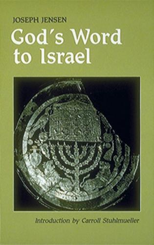 God's Word to Israel (Paperback)