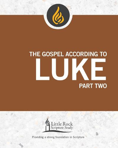 The Gospel According to Luke, Part Two (Paperback)