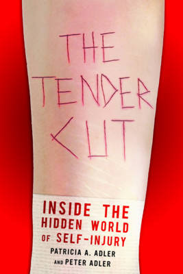 The Tender Cut: Inside the Hidden World of Self-Injury (Hardback)