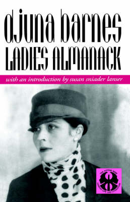 Ladies Almanack - The Cutting Edge: Lesbian Life and Literature Series (Paperback)