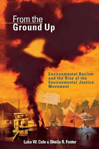 From the Ground Up: Environmental Racism and the Rise of the Environmental Justice Movement - Critical America (Paperback)
