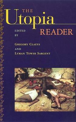 The Utopia Reader (Hardback)