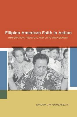 Filipino American Faith in Action: Immigration, Religion, and Civic Engagement (Paperback)