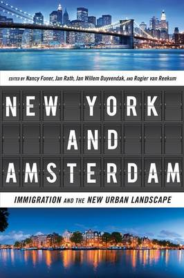 New York and Amsterdam: Immigration and the New Urban Landscape (Paperback)
