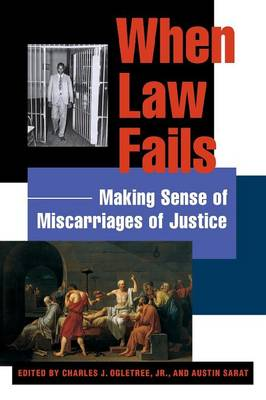 When Law Fails: Making Sense of Miscarriages of Justice - The Charles Hamilton Houston Institute Series on Race and Justice (Paperback)