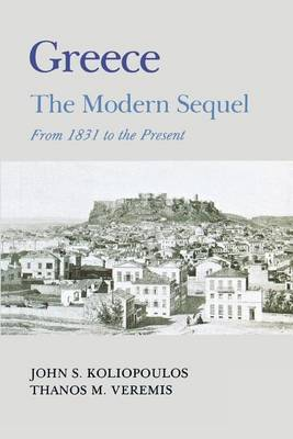 Greece: A Modern Sequel (Paperback)