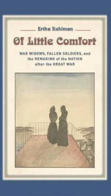 Of Little Comfort: War Widows, Fallen Soldiers, and the Remaking of the Nation after the Great War (Hardback)