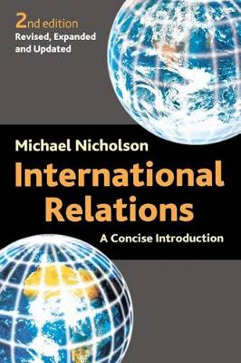 International Relations: A Concise Introduction (Hardback)