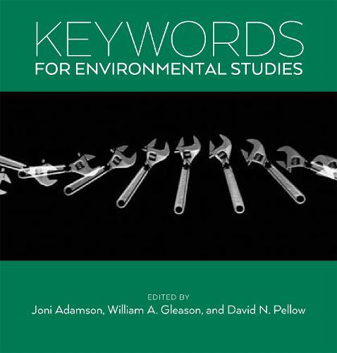 Keywords for Environmental Studies - Keywords (Hardback)
