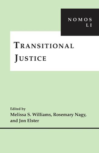 Transitional Justice: NOMOS LI (Hardback)