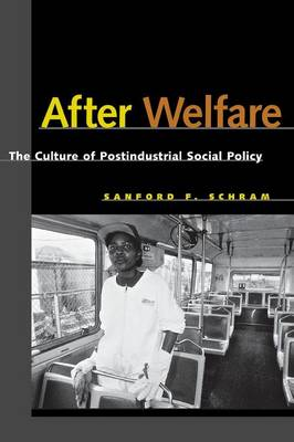 After Welfare: The Culture of Postindustrial Social Policy (Paperback)