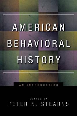 American Behavioral History: An Introduction (Paperback)