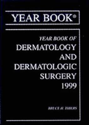 Year Book of Dermatology 1999 (Hardback)