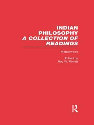 Metaphysics: Indian Philosophy (Hardback)