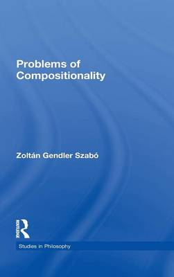 Problems of Compositionality (Hardback)