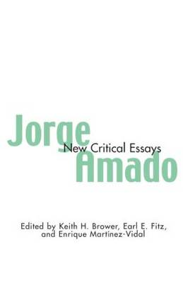 Jorge Amado: New Critical Essays (Paperback)