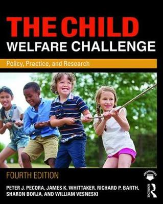 The Child Welfare Challenge: Policy, Practice, and Research - Modern Applications of Social Work Series (Paperback)