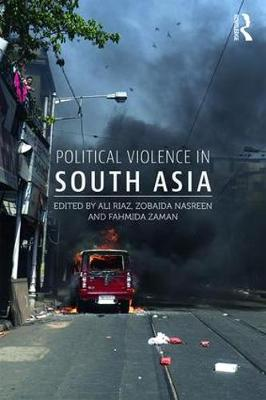 Political Violence in South Asia (Paperback)