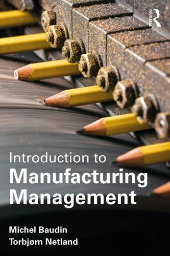 Introduction to Manufacturing Management (Paperback)