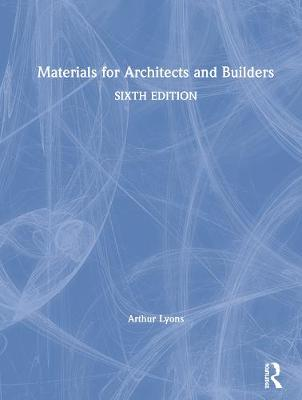 Materials for Architects and Builders (Paperback)
