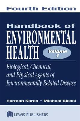 Handbook of Environmental Health, Two Volume Set (Paperback)