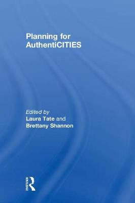 Planning for AuthentiCITIES (Hardback)