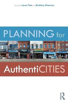 Planning for AuthentiCITIES (Paperback)