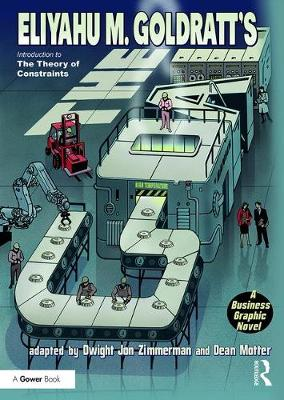 The Goal: A Business Graphic Novel (Paperback)
