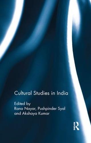 Cultural Studies in India (Paperback)