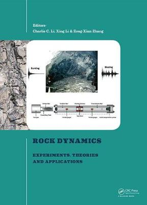Rock Dynamics and Applications 3: Proceedings of the 3rd International Confrence on Rock Dynamics and Applications (RocDyn-3), June 26-27, 2018, Trondheim, Norway (Hardback)