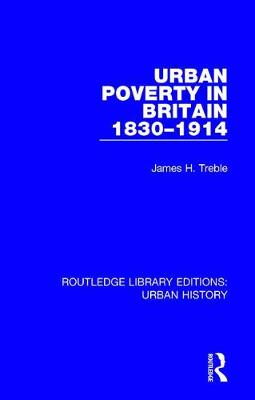 Urban Poverty in Britain 1830-1914 - Routledge Library Editions: Urban History 8 (Hardback)