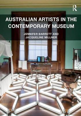 Australian Artists in the Contemporary Museum (Paperback)