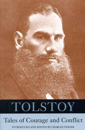 Tolstoy: Tales of Courage and Conflict (Paperback)