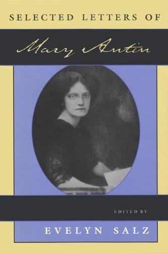 Selected Letters of Mary Antin (Hardback)