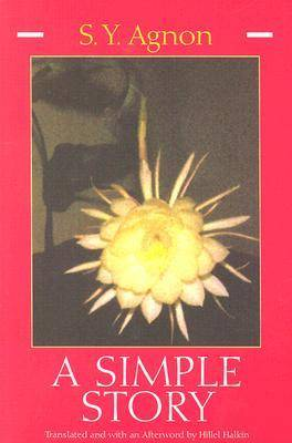 A Simple Story - Library of Modern Jewish Literature (Paperback)