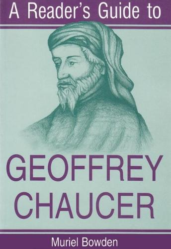 Reader's Guide to Geoffrey Chaucer - Reader's Guides (Paperback)
