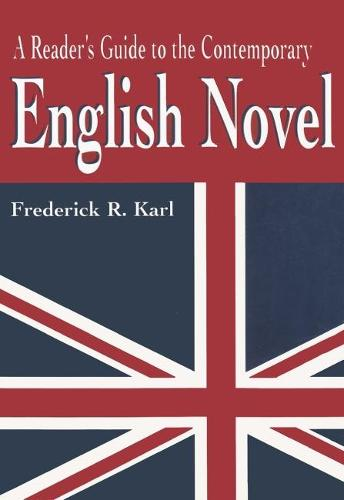Reader's Guide to the Contemporary English Novel - Reader's Guides (Paperback)