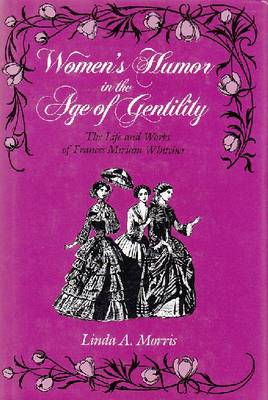 Women's Humor in the Works of F. Whitcher - New York State Series (Hardback)