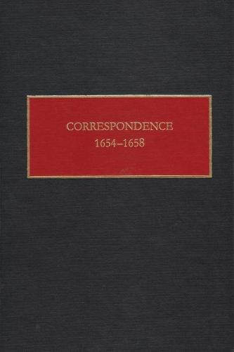 Correspondence, 1654-1658: Volume XII of the Dutch Colonial Manuscripts - New Netherlands Documents (Hardback)