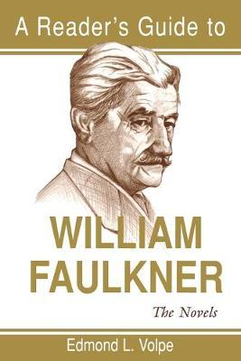 Reader's Guide to William Faulkner - Reader's Guides (Paperback)