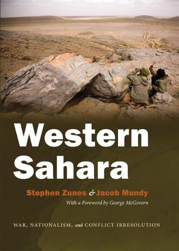 Western Sahara: War, Nationalism, and Conflict Irresolution - Syracuse Studies on Peace and Conflict Resolution (Hardback)