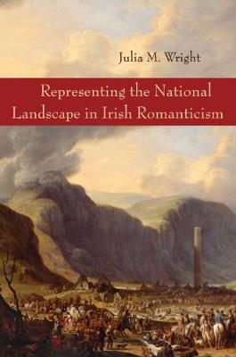 Representing the National Landscape in Irish Romanticism - Irish Studies (Hardback)