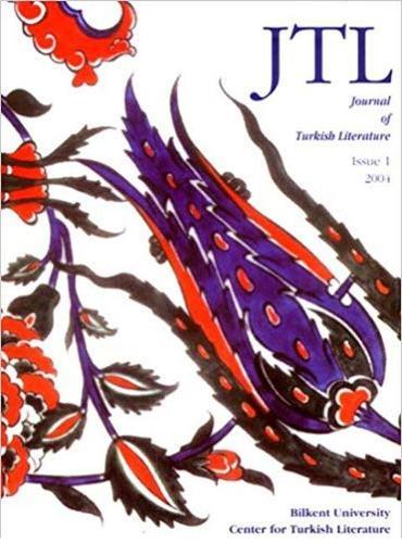 Journal Turkish Lit Volume 1 2004 (Paperback)