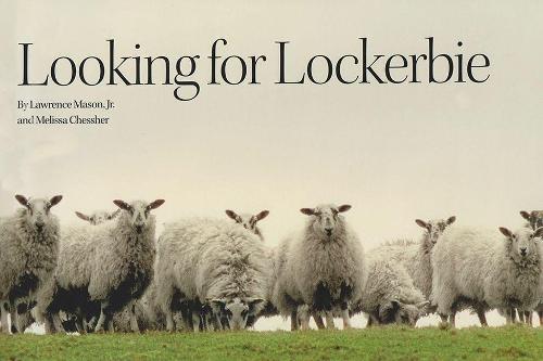 Looking For Lockerbie (Hardback)