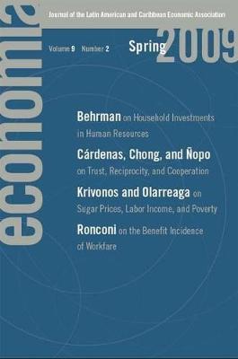 Economia Spring 2009 (Paperback)
