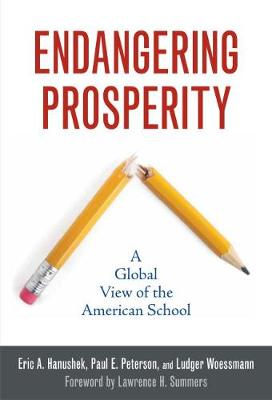 Endangering Prosperity: A Global View of the American School (Paperback)
